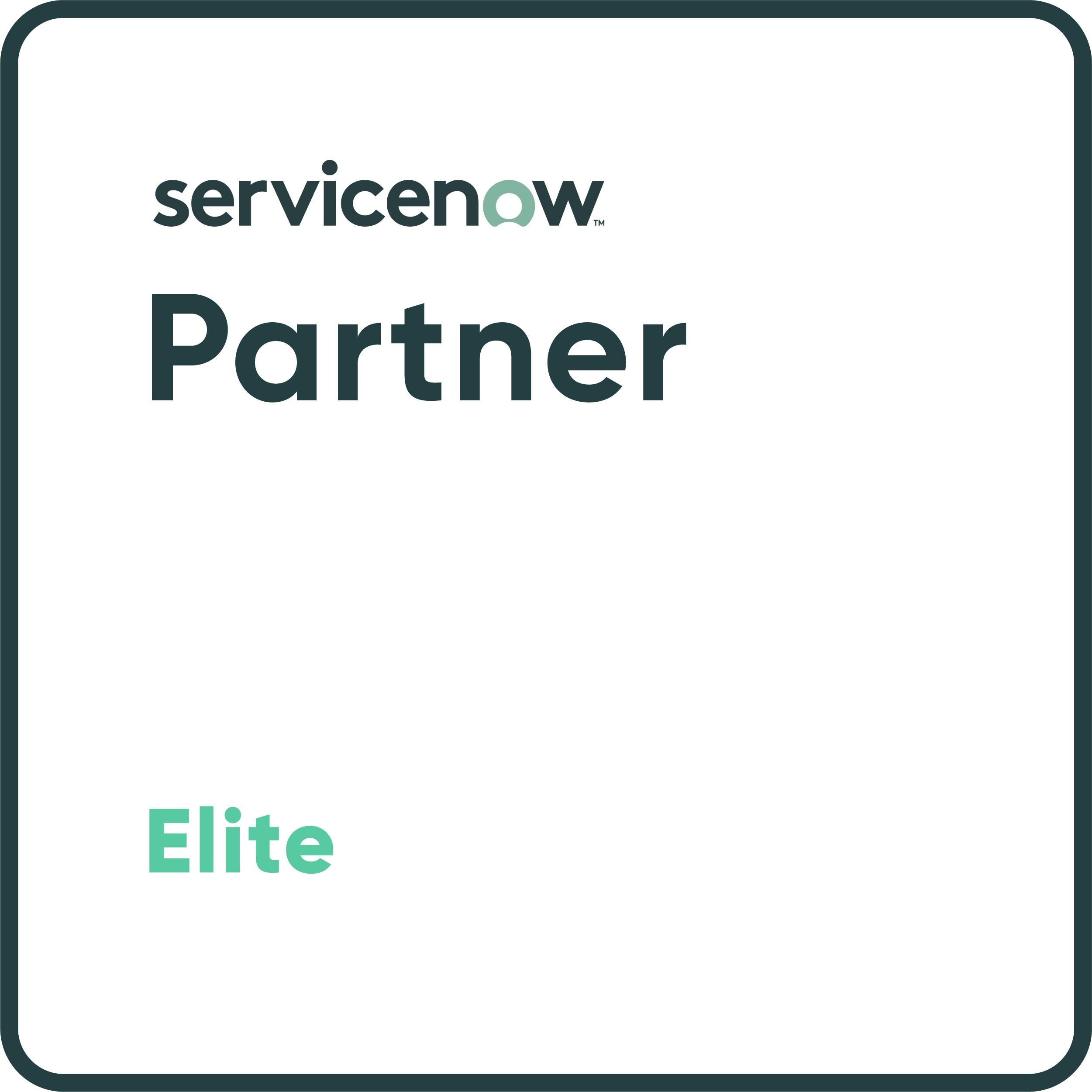 ServiceNow Elite Partner Badge JPG